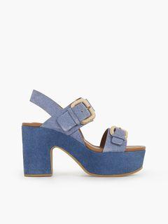 Rafia sandal