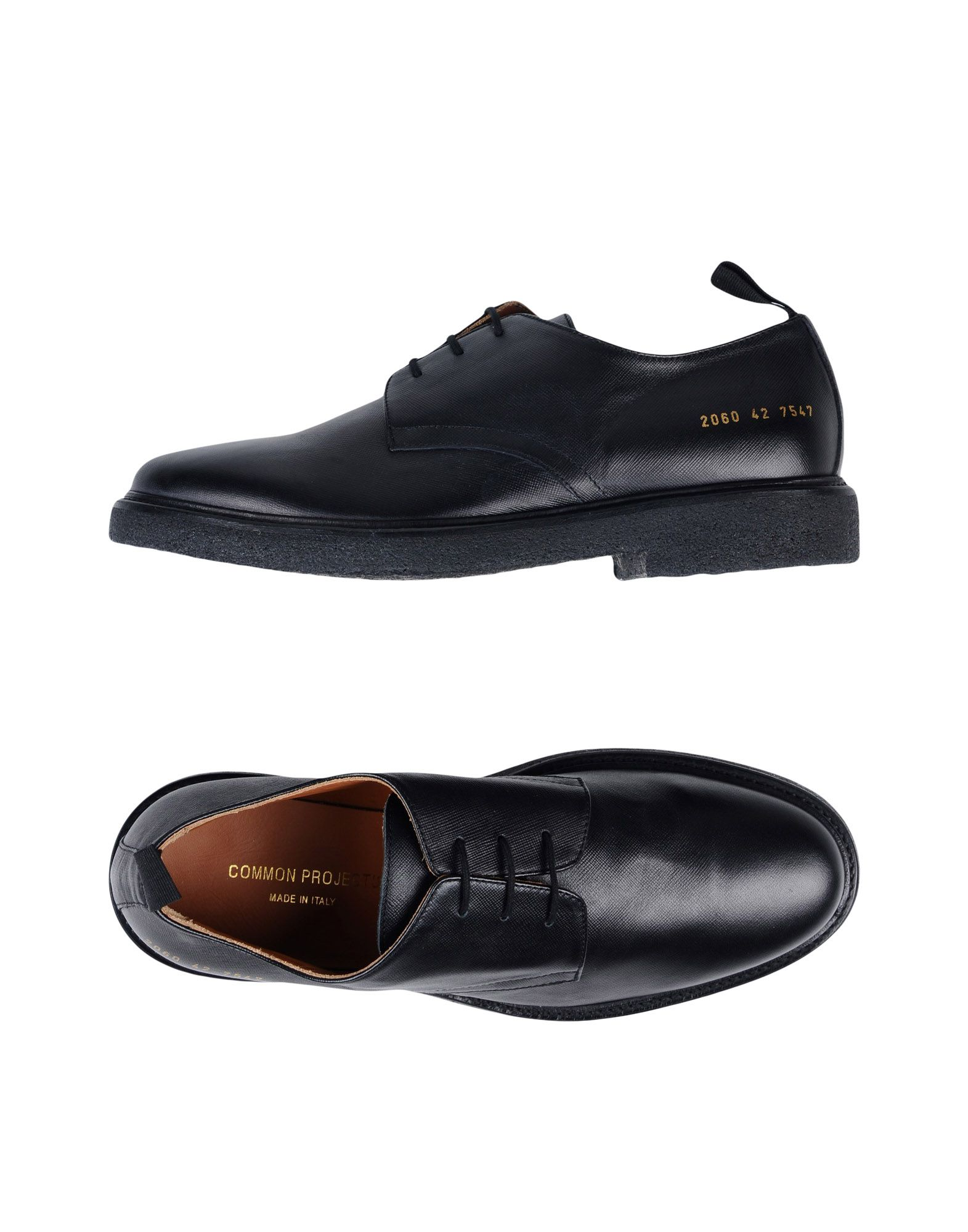 COMMON PROJECTS Обувь на шнурках