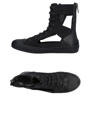 zapatillas DIESEL BLACK GOLD Sneakers abotinadas hombre