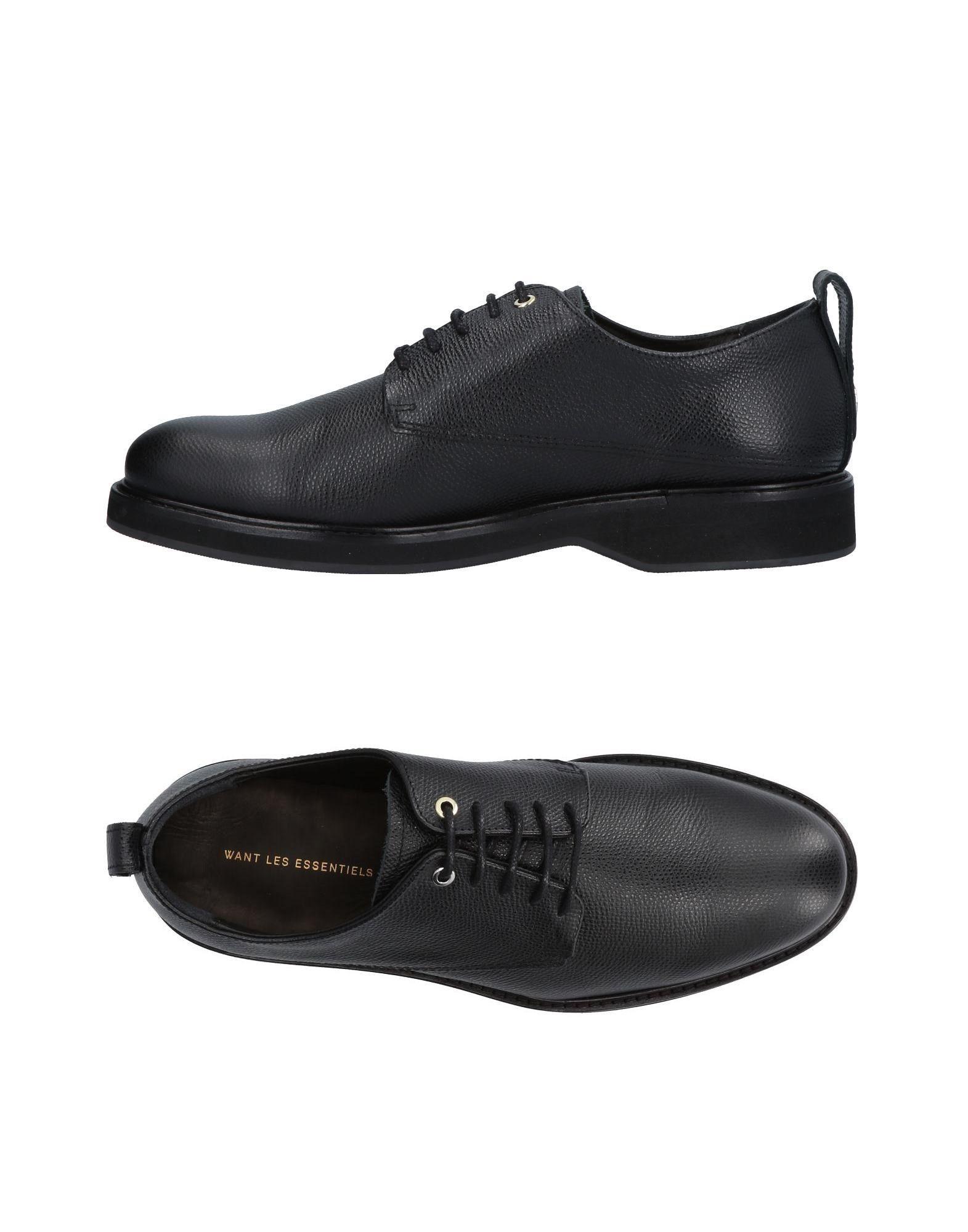 WANT LES ESSENTIELS DE LA VIE Обувь на шнурках topicrem les essentiels