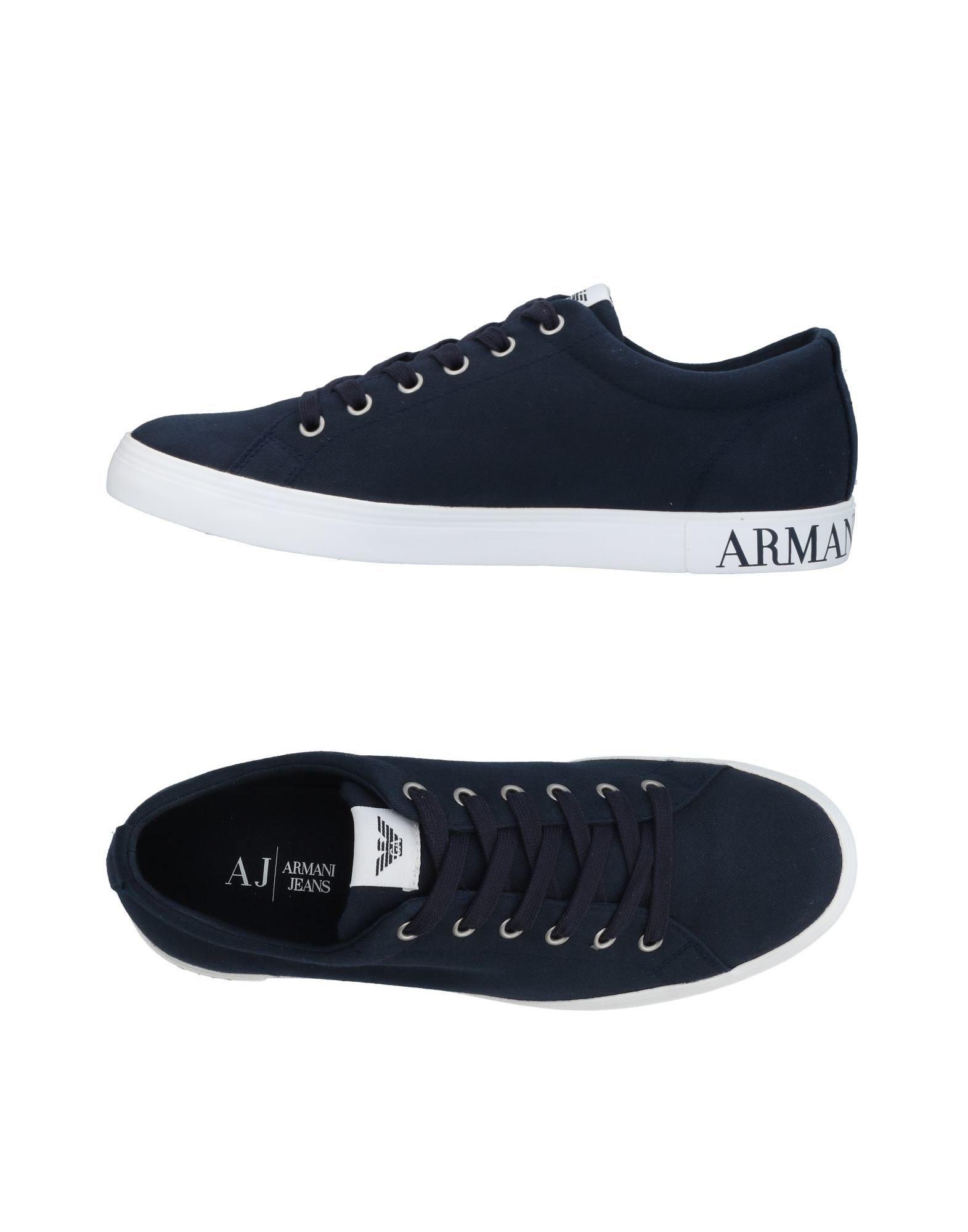 ARMANI JEANS Низкие кеды и кроссовки кроссовки armani jeans armani jeans ar411amtxs31