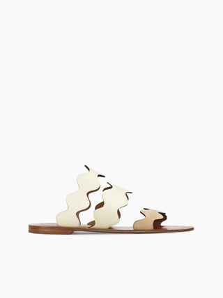 Lauren flat sandal