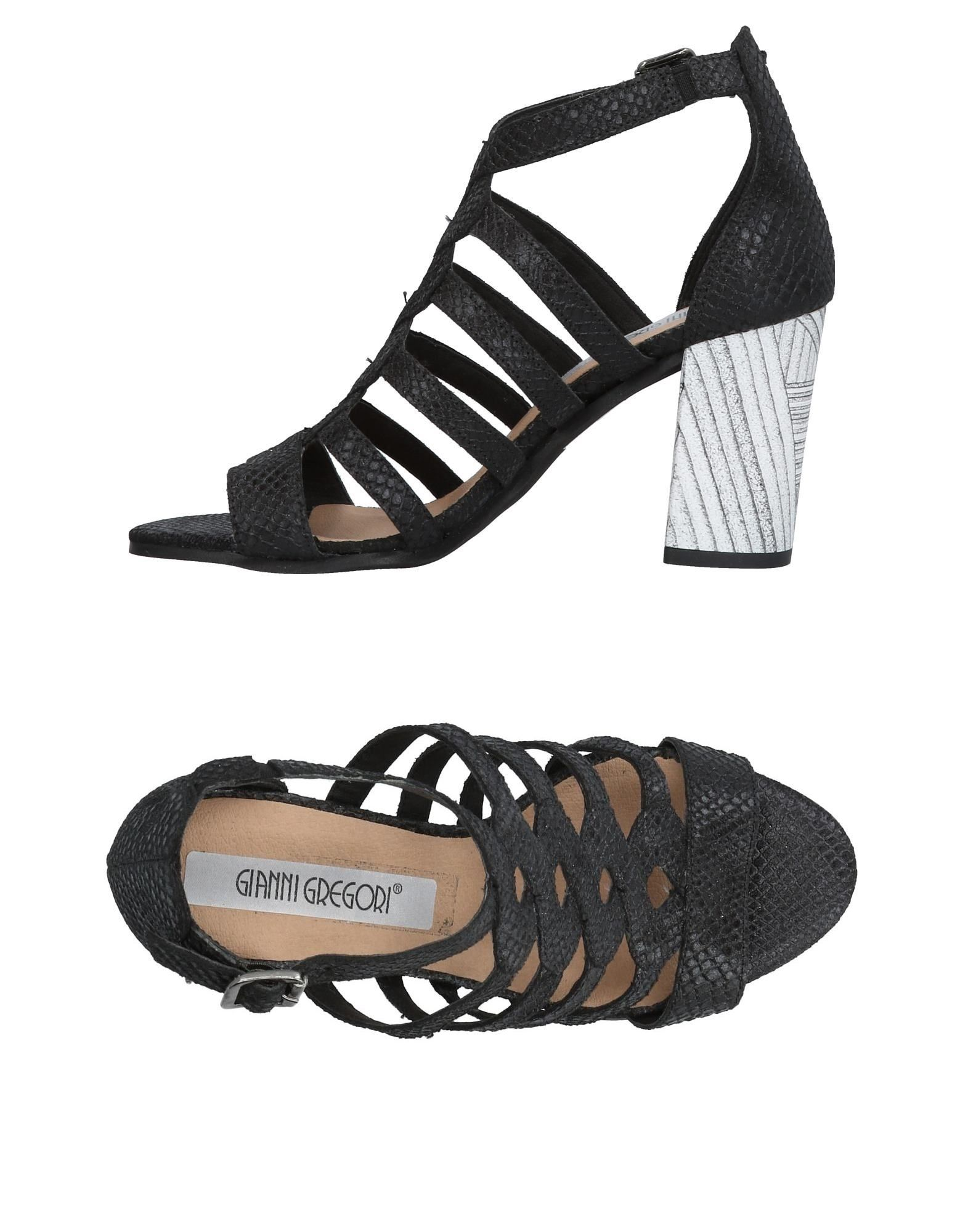 GIANNI GREGORI   GIANNI GREGORI® Sandals 11427517   Goxip