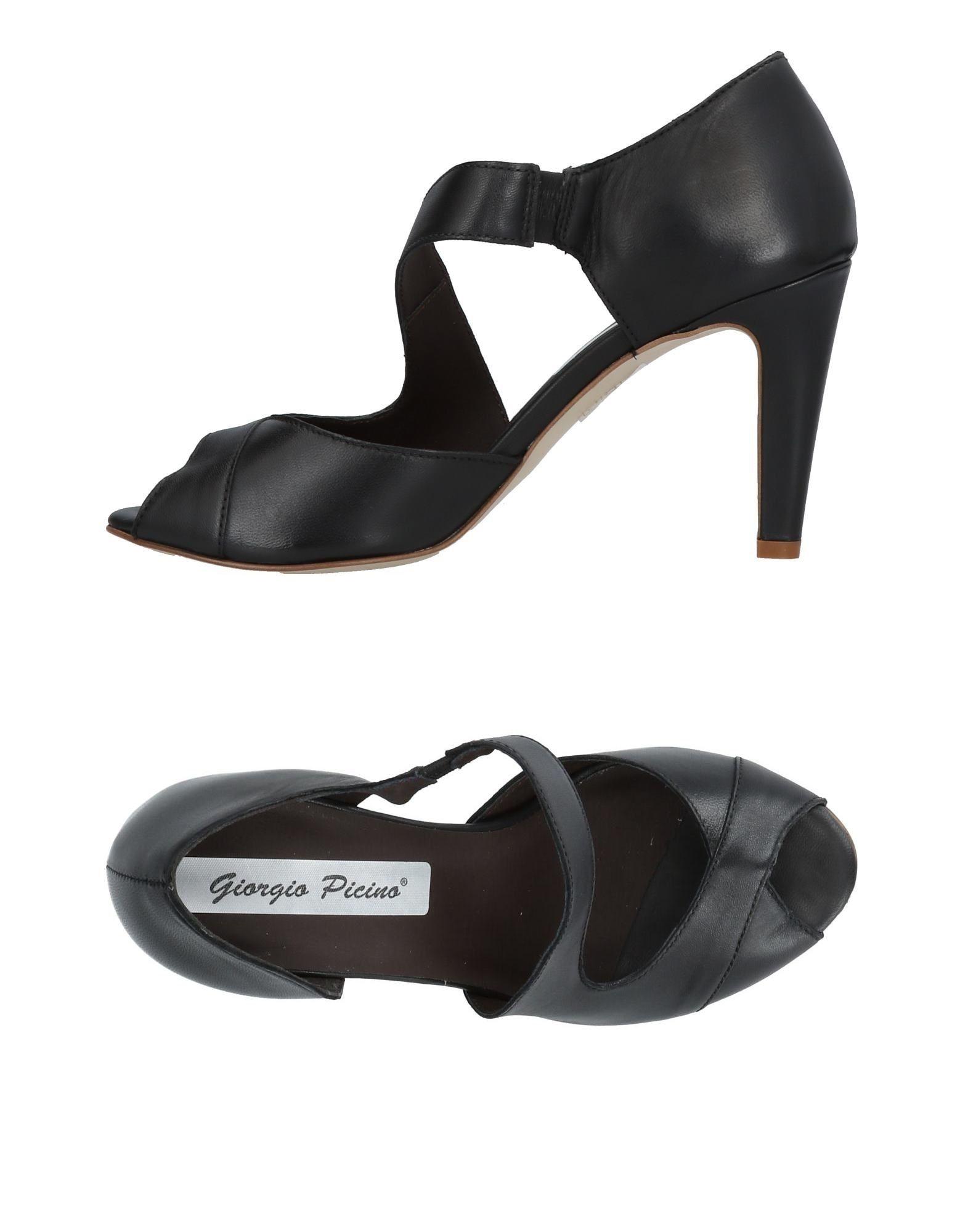 GIORGIO PICINO Туфли ankle boots giorgio picino ботильоны на толстом каблуке