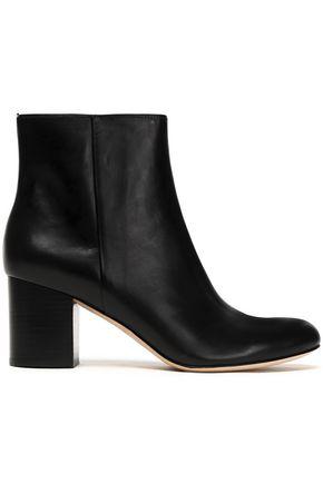 DIANE VON FURSTENBERG Suede ankle boots