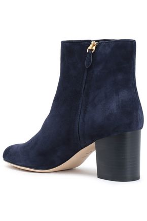 for sale official site free shipping huge surprise Diane von Furstenberg Suede Ankle Boots deals for sale best store to get sale online visit new sale online qbul2hwKY