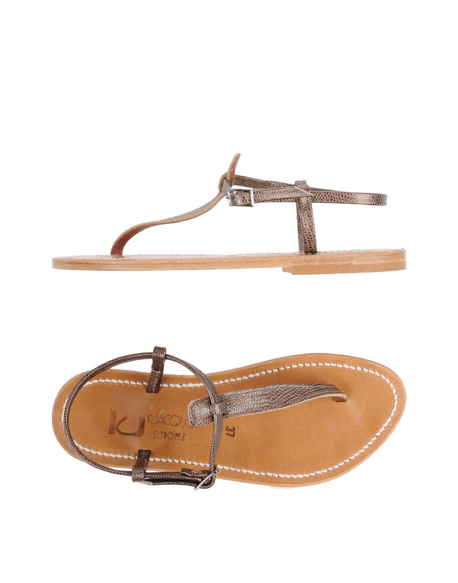 K.jacques  Flip flops
