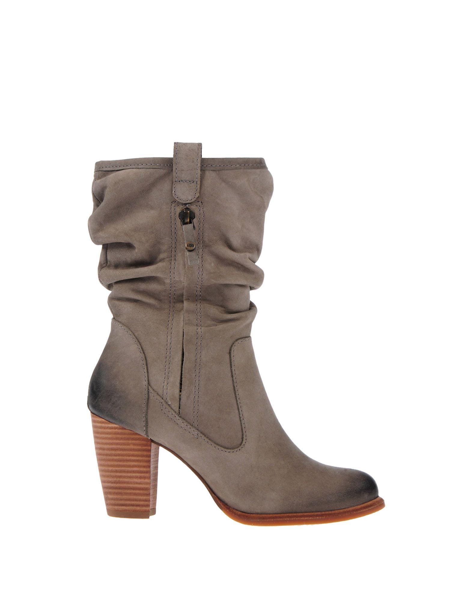 UGG AUSTRALIA Полусапоги и высокие ботинки