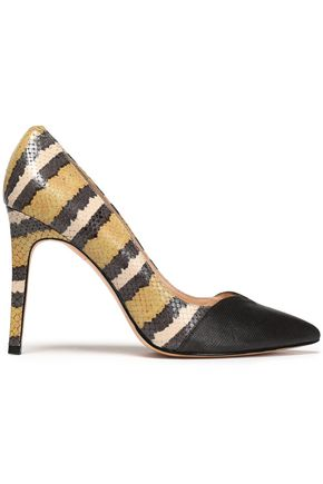 LUCY CHOI London Mid Heel