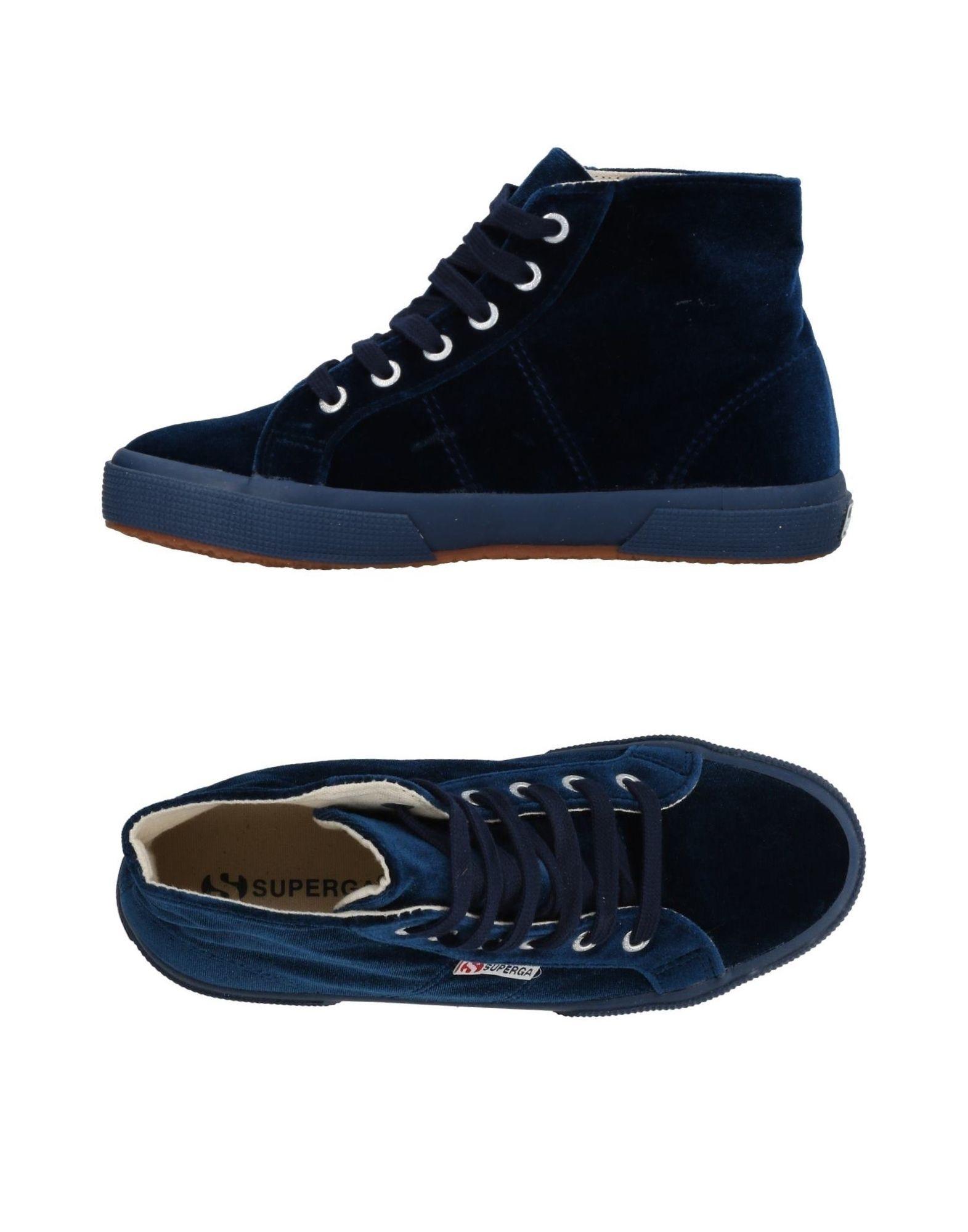 SUPERGA® Высокие кеды и кроссовки кеды кроссовки высокие dc council mid tx stone camo