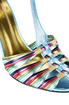 PHILOSOPHY di LORENZO SERAFINI Rainbow sandals High-heeled sandals D e