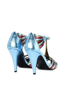 PHILOSOPHY di LORENZO SERAFINI Rainbow sandals High-heeled sandals D r