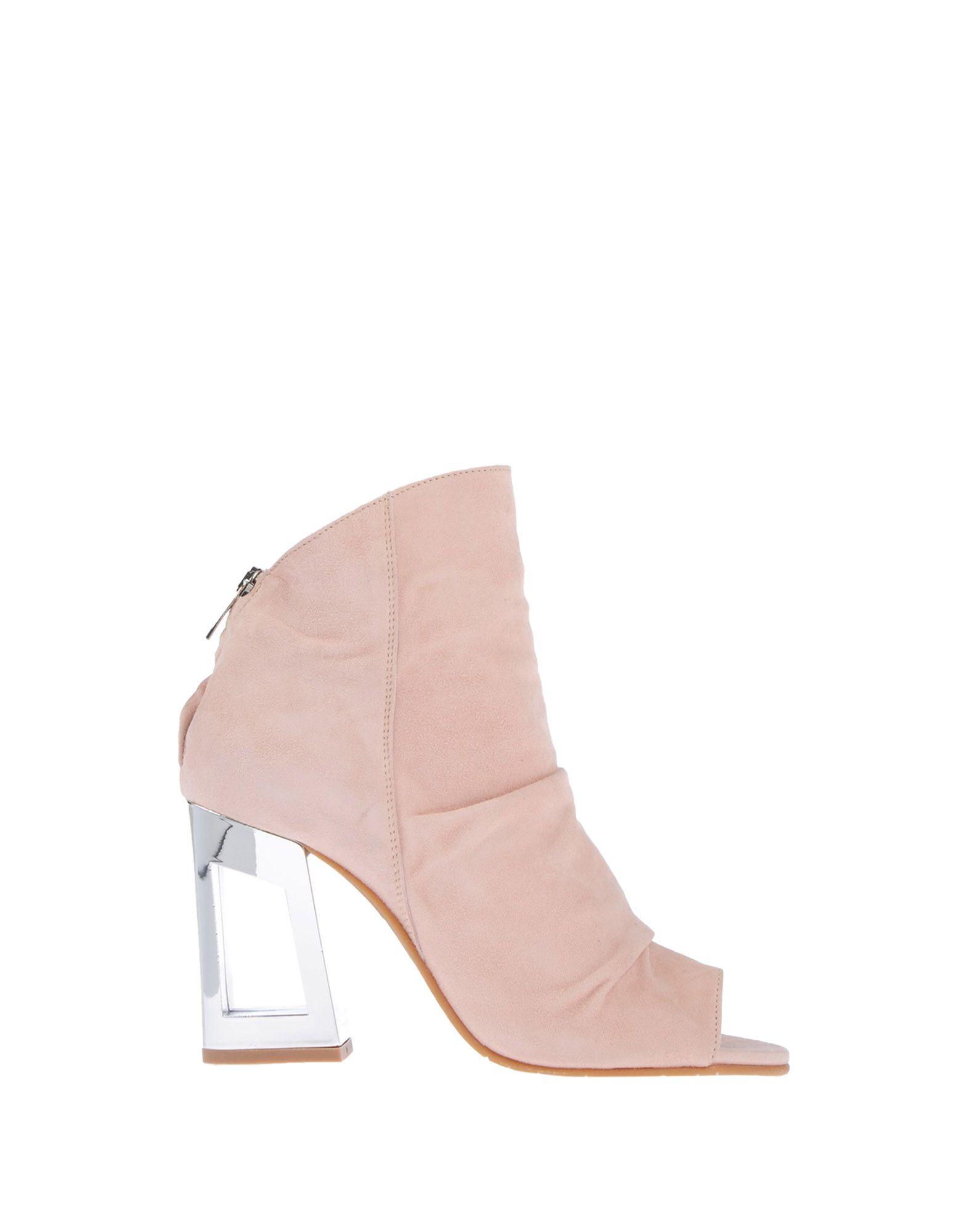 ELAH ELA ROMEI Полусапоги и высокие ботинки
