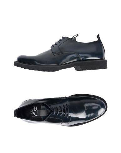 Фото - Обувь на шнурках от YLATI HERITAGE темно-синего цвета