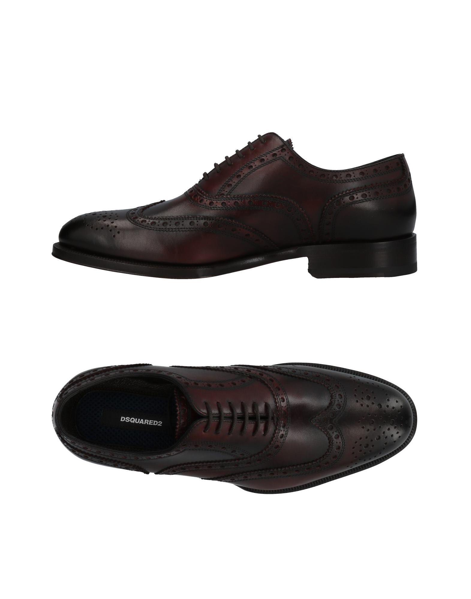 DSQUARED2 Обувь на шнурках обувь ламода