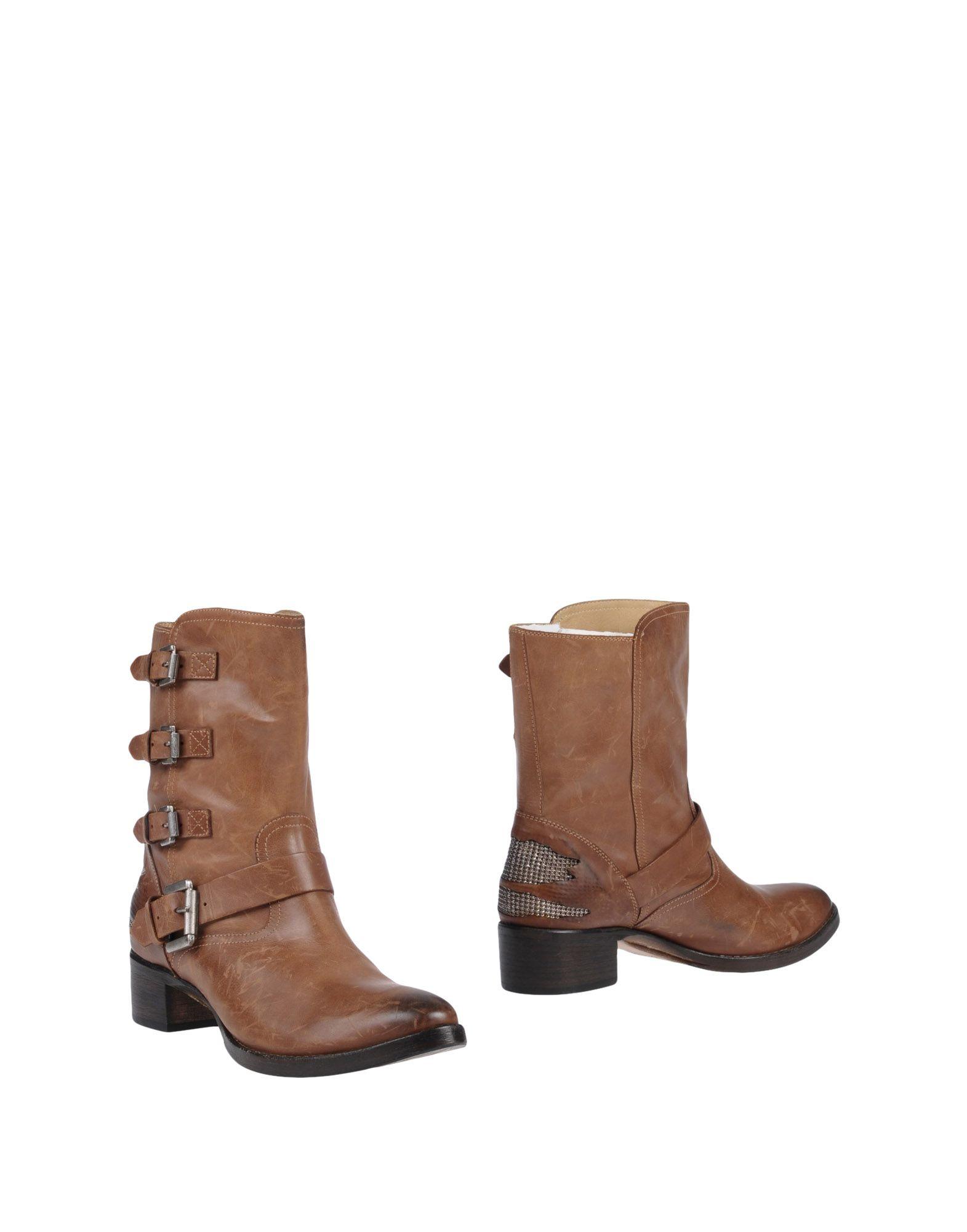 LA SUITE Полусапоги и высокие ботинки ботинки la grandezza la grandezza la051awuzp39