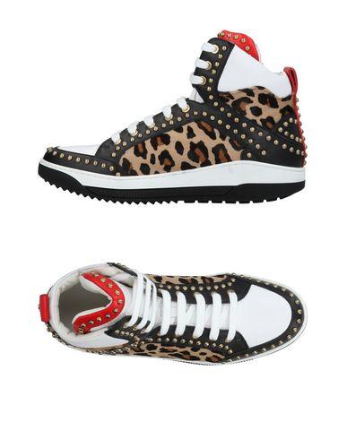 zapatillas DSQUARED2 Sneakers abotinadas mujer
