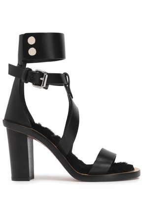 ISABEL MARANT Leather sandals