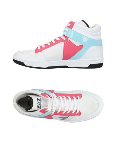 zapatillas EA7 Sneakers abotinadas mujer