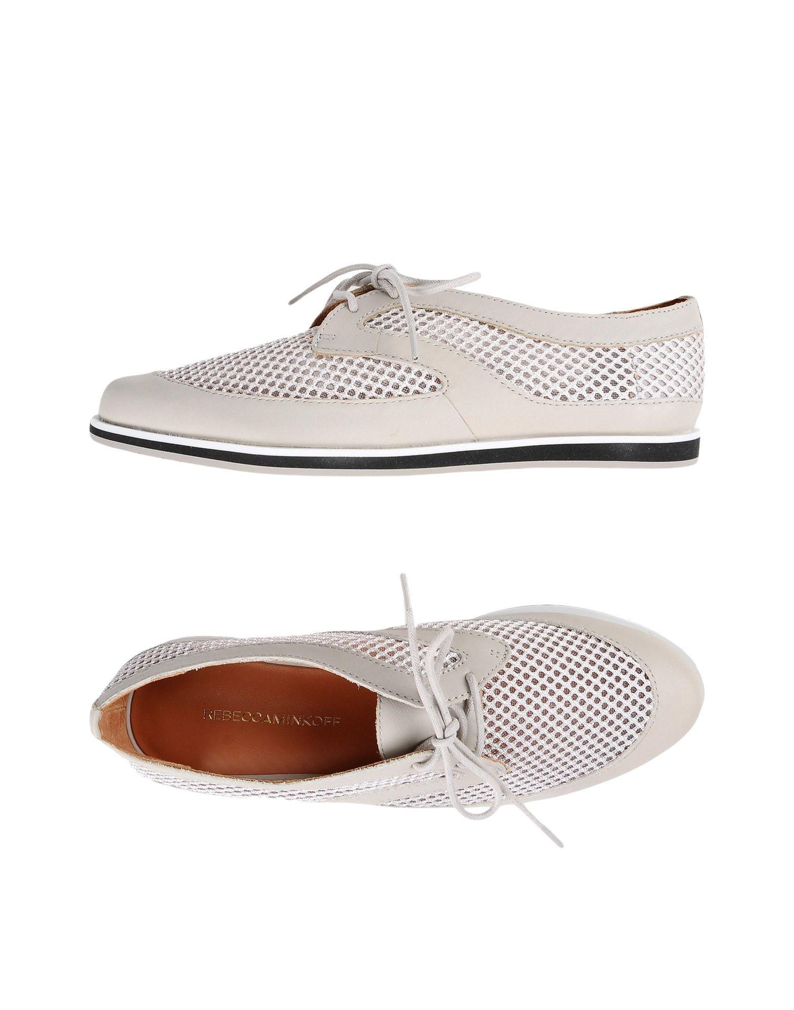 FOOTWEAR - Lace-up shoes on YOOX.COM Rebecca Minkoff R7Zq6