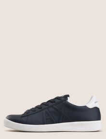 ARMANI EXCHANGE COLORBLOCK ACCENT LOW-TOP SNEAKERS Sneakers Man f