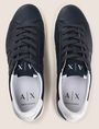 ARMANI EXCHANGE COLORBLOCK ACCENT LOW-TOP SNEAKERS Sneakers Man e