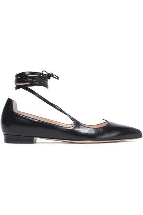 CAMILLA ELPHICK Leather pumps