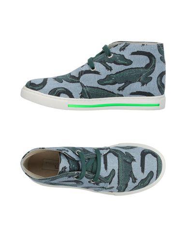 zapatillas STELLA McCARTNEY KIDS Sneakers abotinadas infantil
