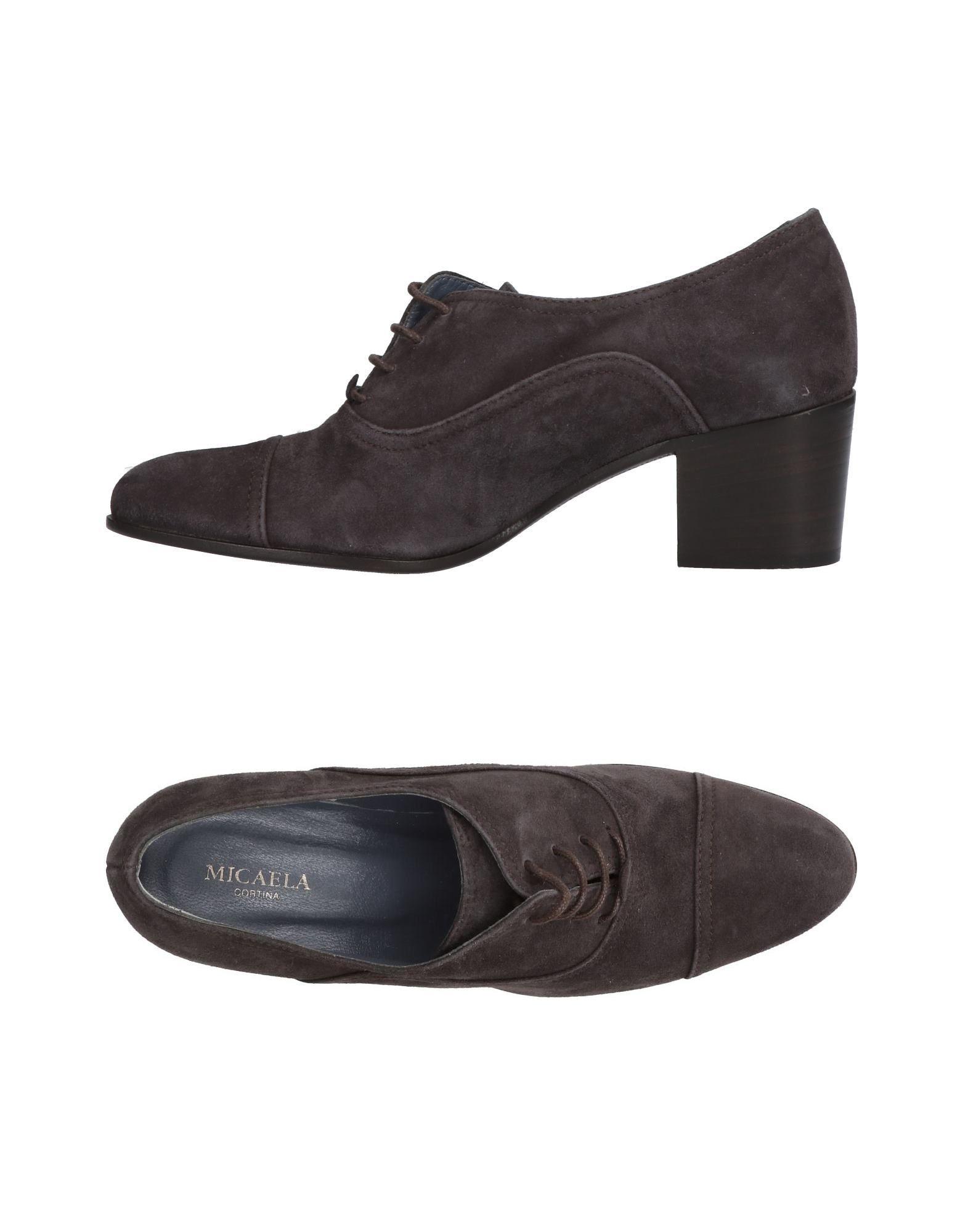 MICAELA Cortina Обувь на шнурках micaela spadoni сумка на руку