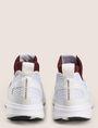 ARMANI EXCHANGE CROSS-STRAP MESH SNEAKERS Sneakers Man d