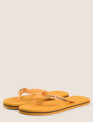 STRIPED SOLE FLIPFLOPS