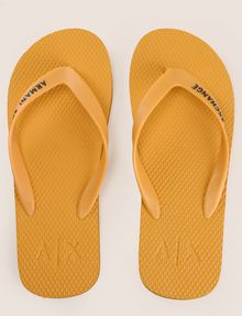 ARMANI EXCHANGE STRIPED SOLE FLIPFLOPS flip-flop Man d