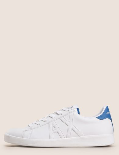 COLORBLOCK ACCENT LOW-TOP SNEAKERS