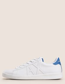 ARMANI EXCHANGE COLORBLOCK ACCENT LOW-TOP SNEAKERS Sneaker Man f