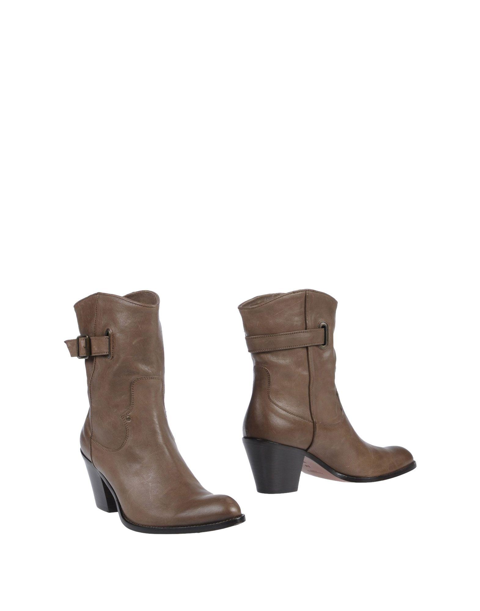 DUCCIO DEL DUCA per GUERRESCO Полусапоги и высокие ботинки boots le duccio boots