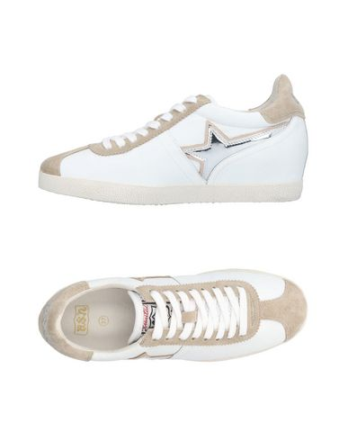 Sneackers Bianco donna LIMITED BY ASH Sneakers&Tennis shoes basse donna