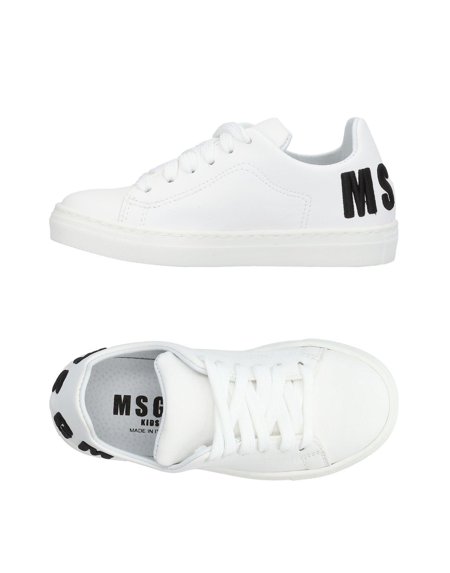 MSGM Низкие кеды и кроссовки msgm одежда