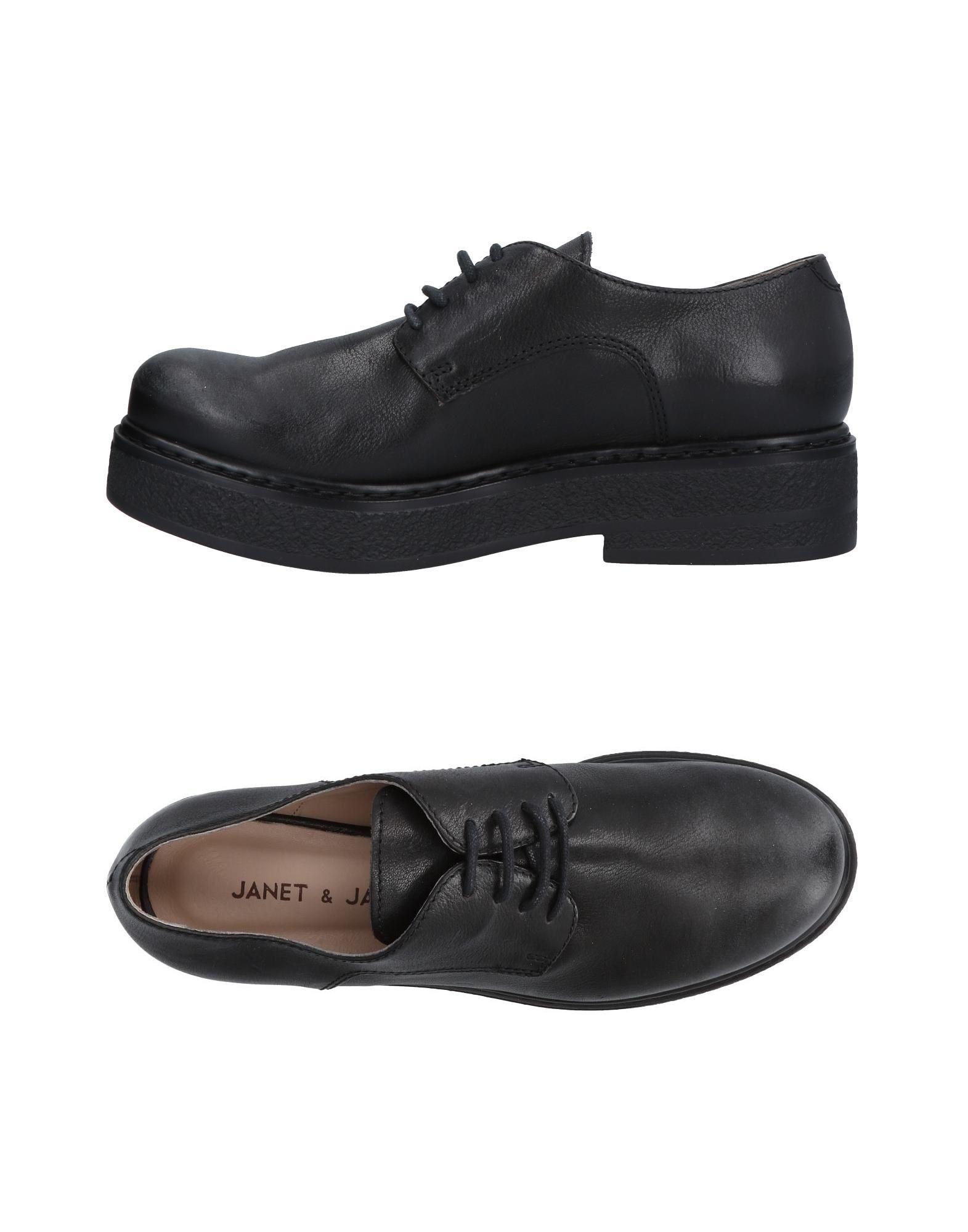 JANET & JANET Обувь на шнурках janet souter camille claudel