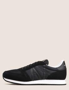 ARMANI EXCHANGE RETRO LOW-TOP LOGO SNEAKERS Sneakers Man f