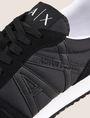 ARMANI EXCHANGE RETRO LOW-TOP LOGO SNEAKERS Sneakers Man a