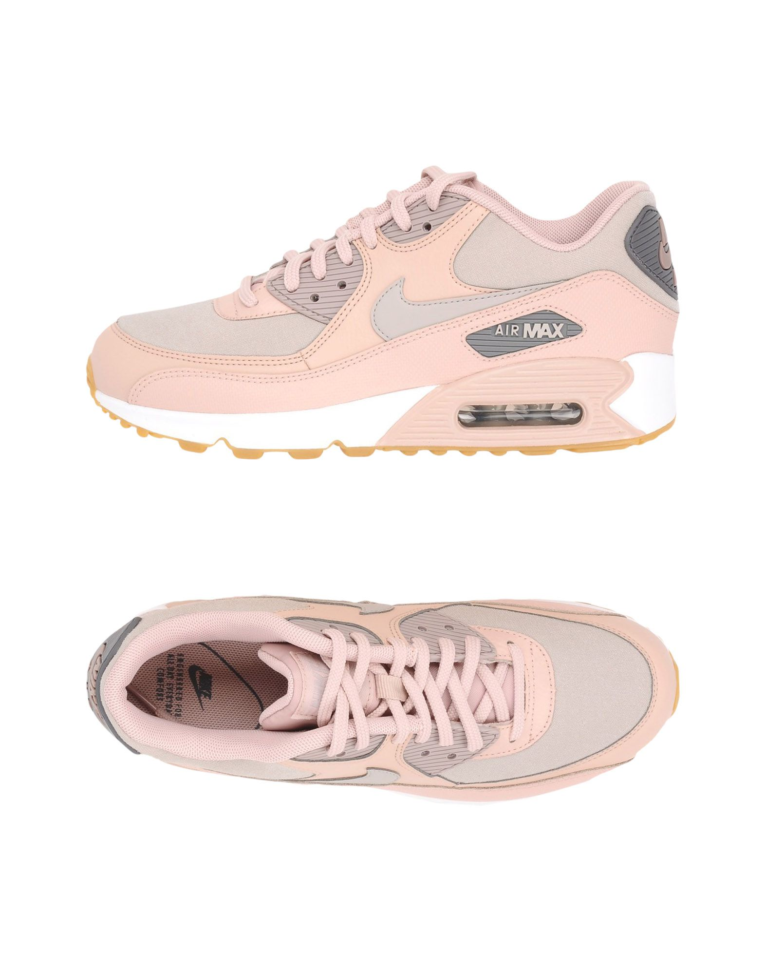 NIKE Низкие кеды и кроссовки nike original new arrival mens running shoes air max modern light quick dry low top for men 844874 402 844887 005