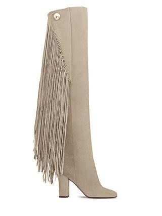 Qaisha fringed boot
