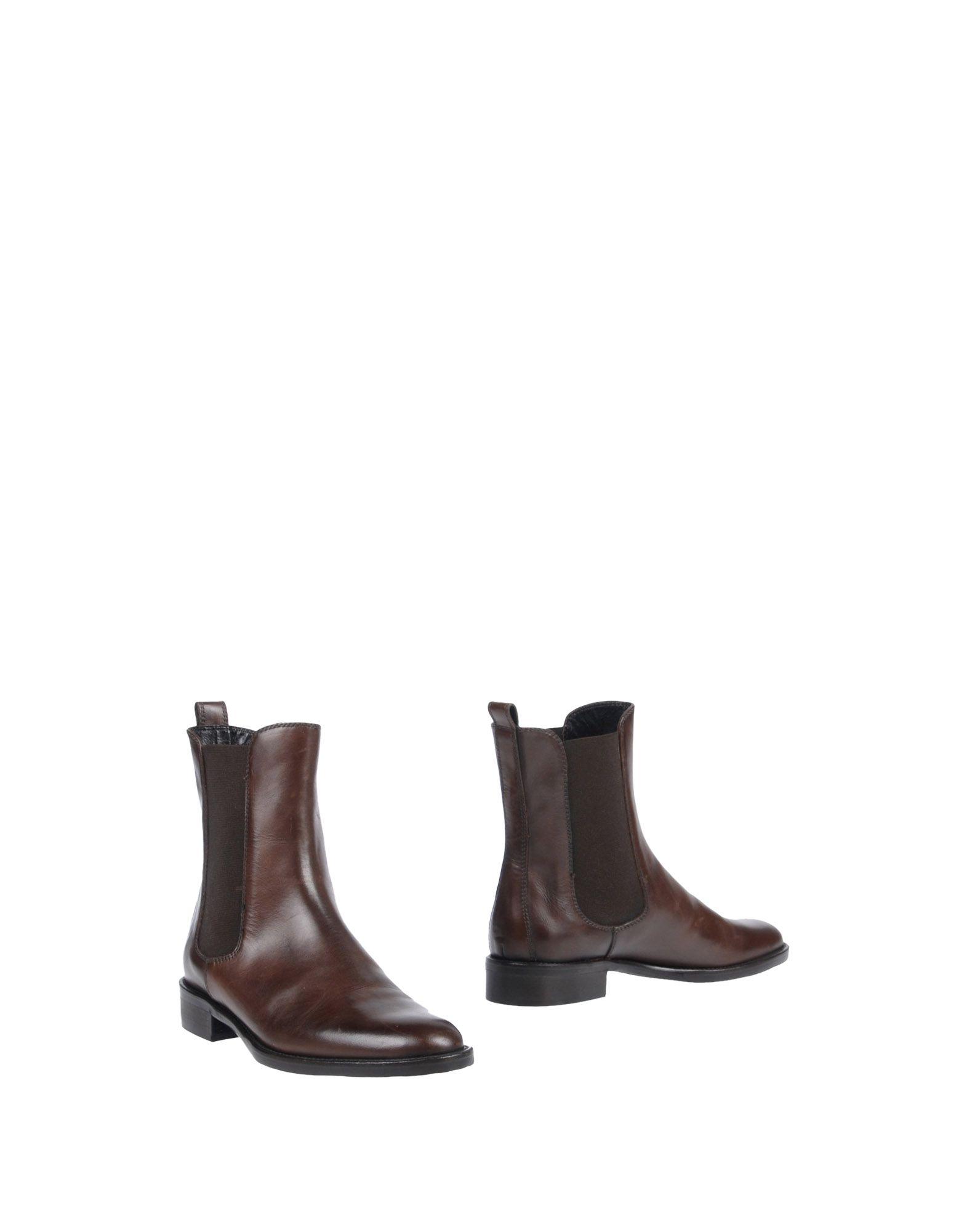 E'CLAT Полусапоги и высокие ботинки magazzini del sale полусапоги и высокие ботинки