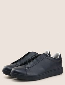 ARMANI EXCHANGE HIDDEN LACE LOW-TOP SNEAKERS Sneaker [*** pickupInStoreShippingNotGuaranteed_info ***] r
