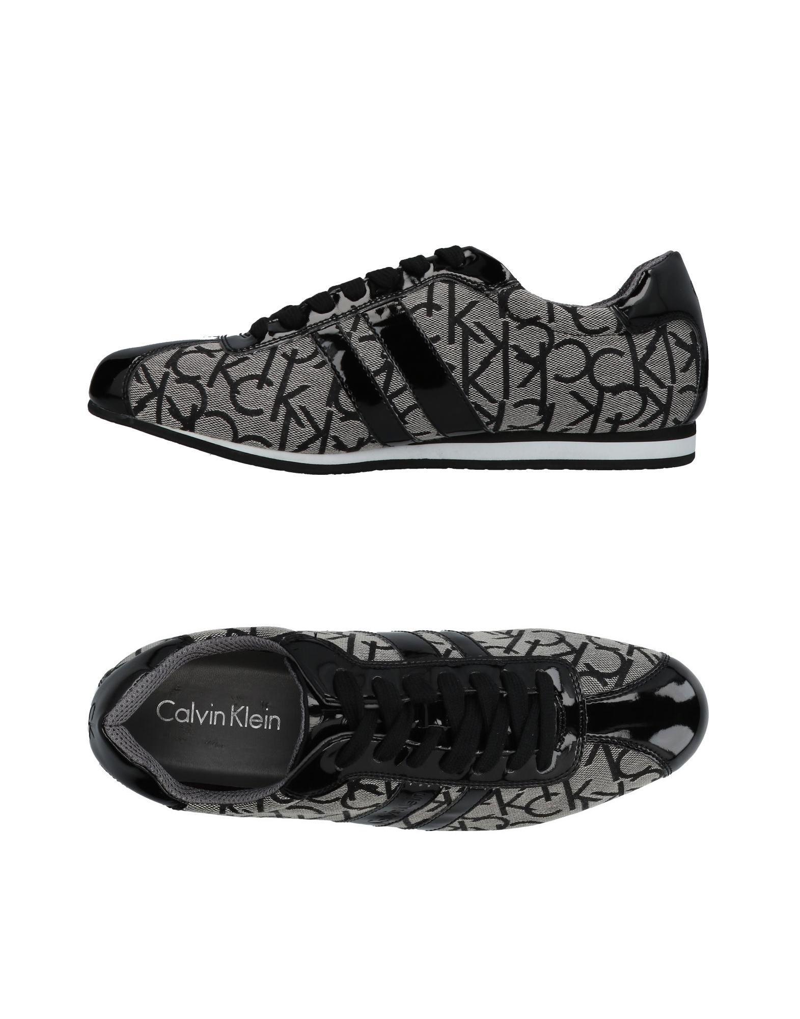 CALVIN KLEIN Низкие кеды и кроссовки кроссовки calvin klein collection кроссовки