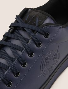 ARMANI EXCHANGE SNEAKERS CON STELLA LATERALE Sneakers Uomo a