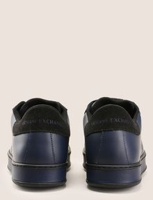 ARMANI EXCHANGE SNEAKERS CON STELLA LATERALE Sneakers Uomo d
