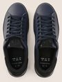 ARMANI EXCHANGE MADE IN ITALY LEATHER STAR SNEAKERS Sneaker Man e