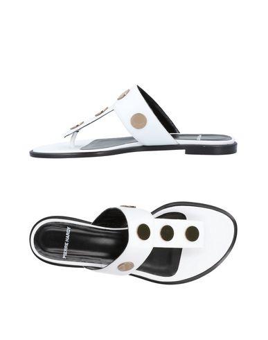 zapatillas PIERRE HARDY Sandalias de dedo mujer