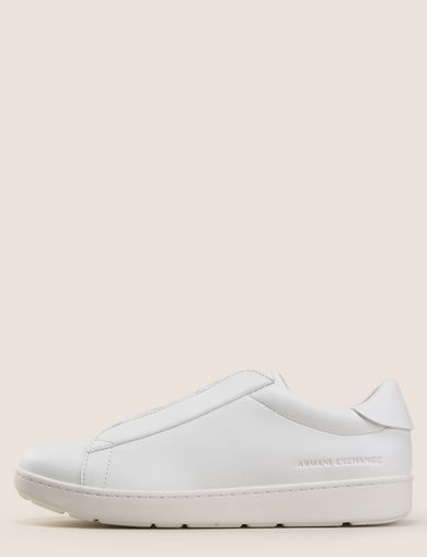 HIDDEN LACE LOW-TOP SNEAKERS